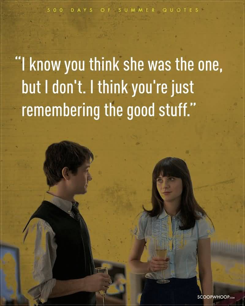 500 Days Of Summer Quotes Meme Image 15