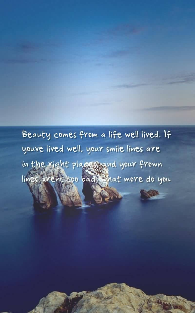 A Life Well Lived Quotes 08