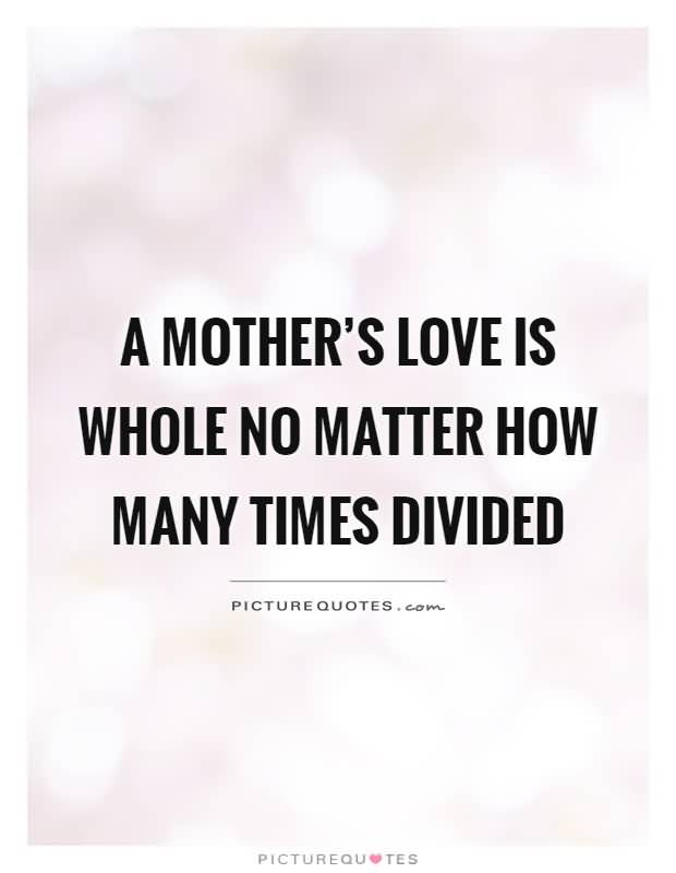 A Mother Love Quotes 03