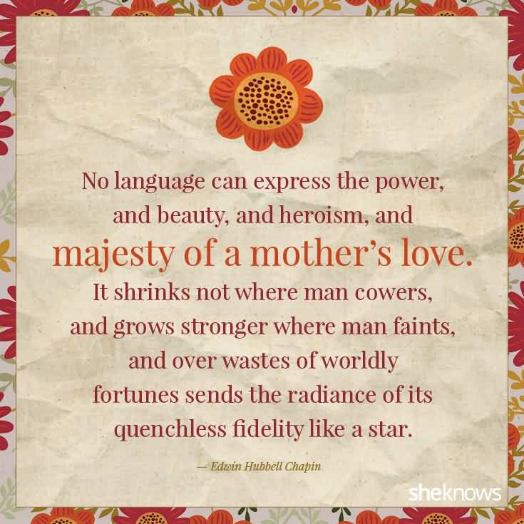 A Mother Love Quotes 05
