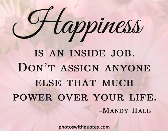 A Quote About Happiness 01