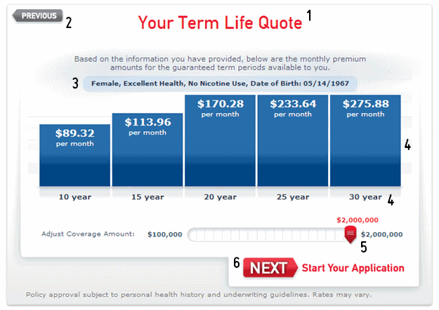 Aaa Life Insurance Quote 15