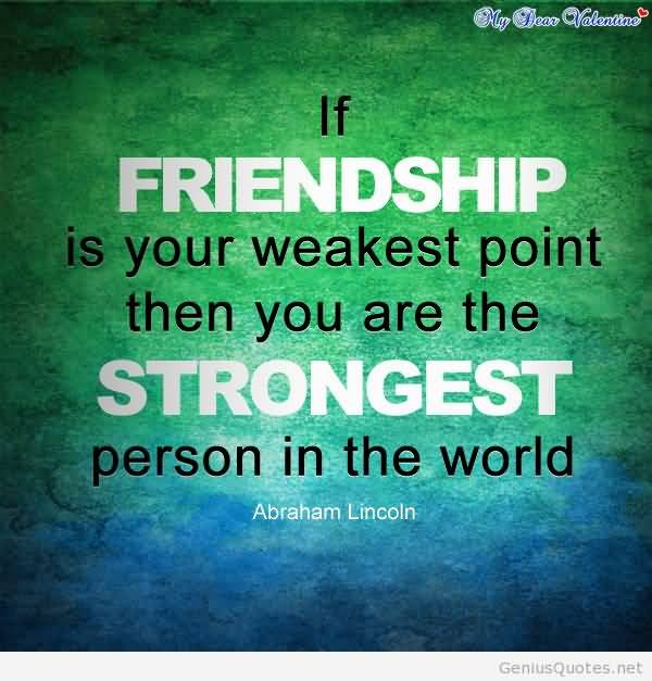 Amazing Quotes About Friendship 15