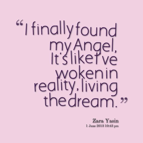 Angel Love Quotes 09