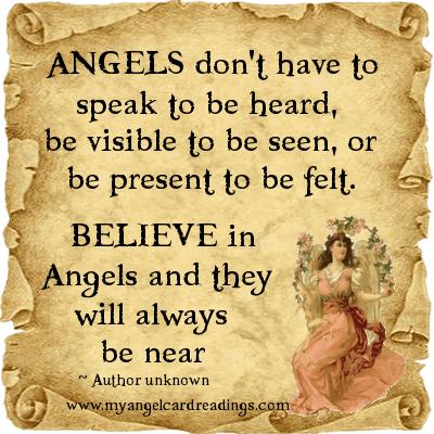 Angel Love Quotes 11