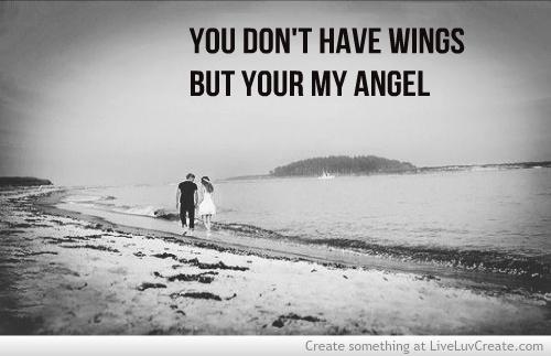 Angel Love Quotes 14