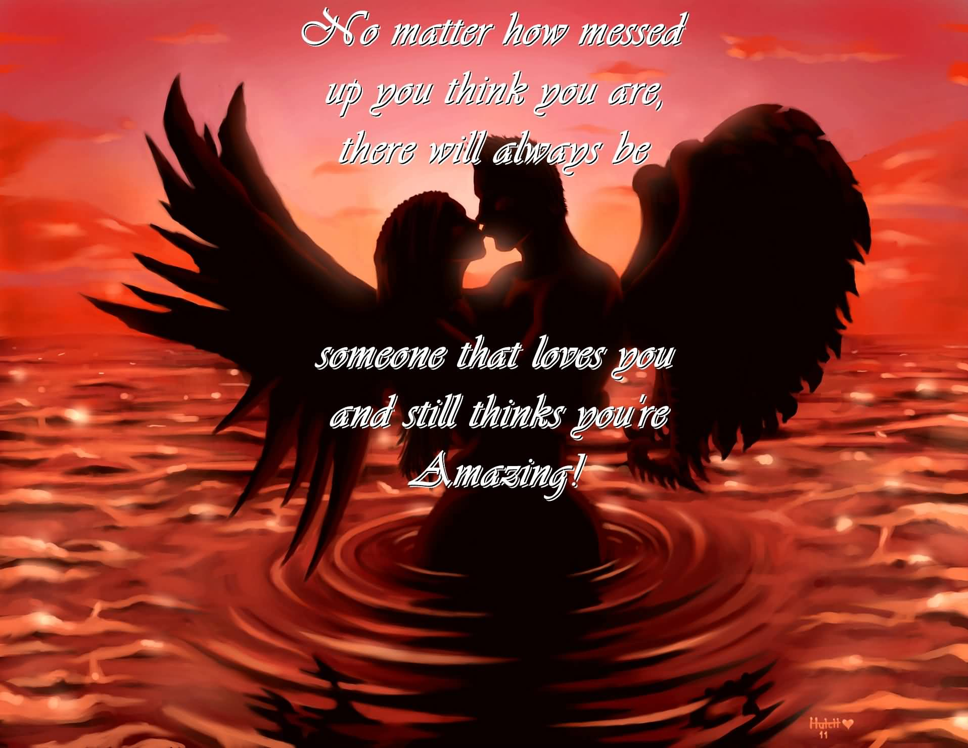 Angel Love Quotes 16