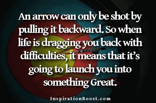 Arrow Quotes Life 06