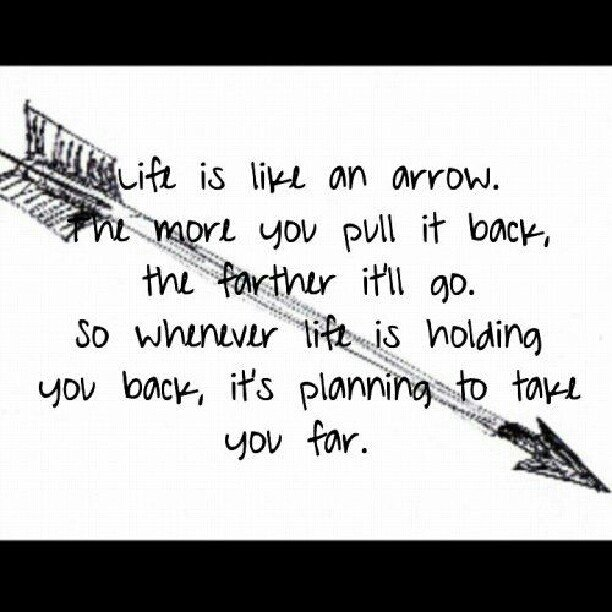 Arrow Quotes Life 60 QuotesBae Enchanting Arrow Quotes Life