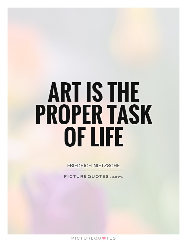 Art Quotes About Life 60 QuotesBae Impressive Art Quotes About Life