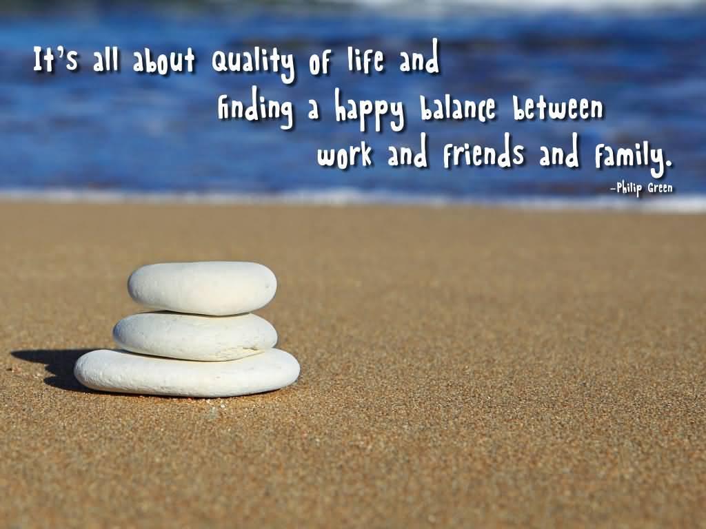 Balanced Life Quotes 07