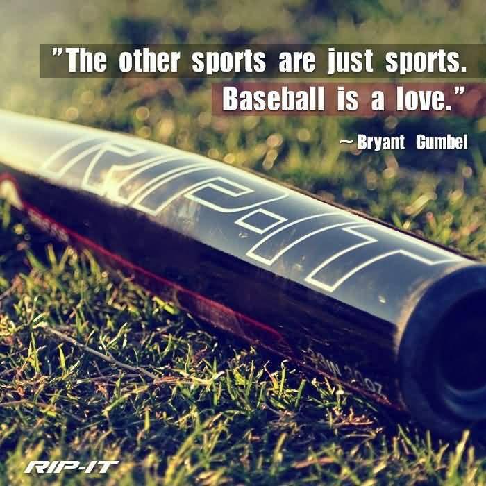 Baseball Love Quotes 60 QuotesBae Enchanting Baseball Love Quotes
