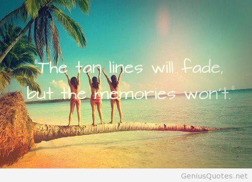 Beach And Friends Quotes Meme Image 06   QuotesBae