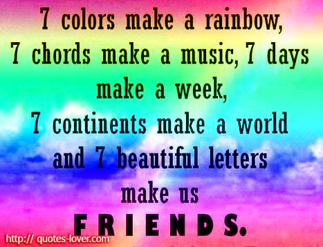 Beautiful Quotes About Friendship 14