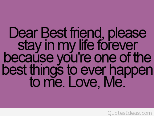 Best Friend Love Quotes 19