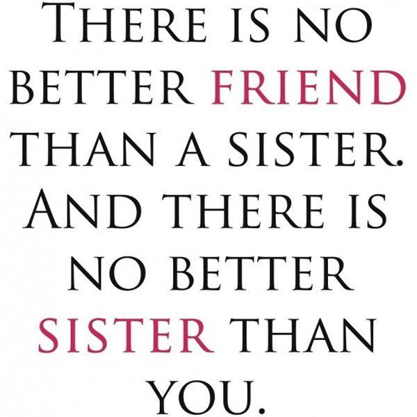 Best Friends Sister Quotes Meme Image 09