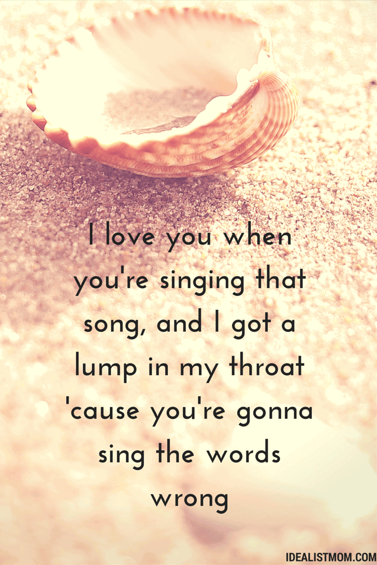 Best Love Song Quotes Meme Image 16
