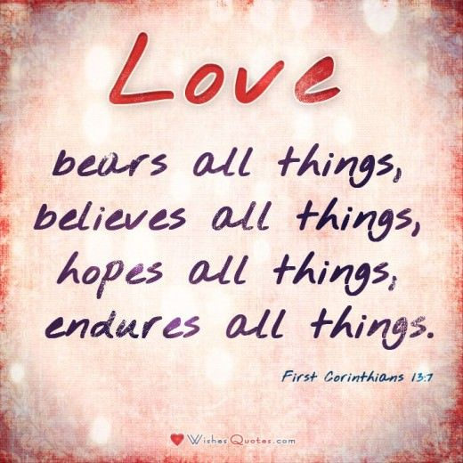 Bible Quotes About Love 15