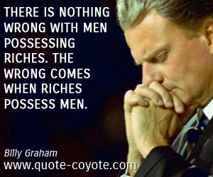 Billy Graham Quotes Meme Image 09