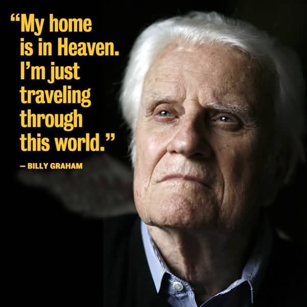 Billy Graham Quotes Meme Image 19