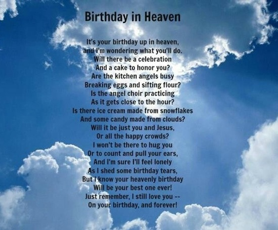 Birthday Quotes For Brother In Heaven Meme Image 09