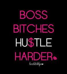 Boss Chick Quotes Meme Image 01