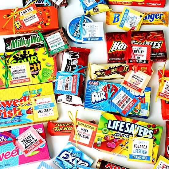 Candy Motivational Quotes Meme Image 11