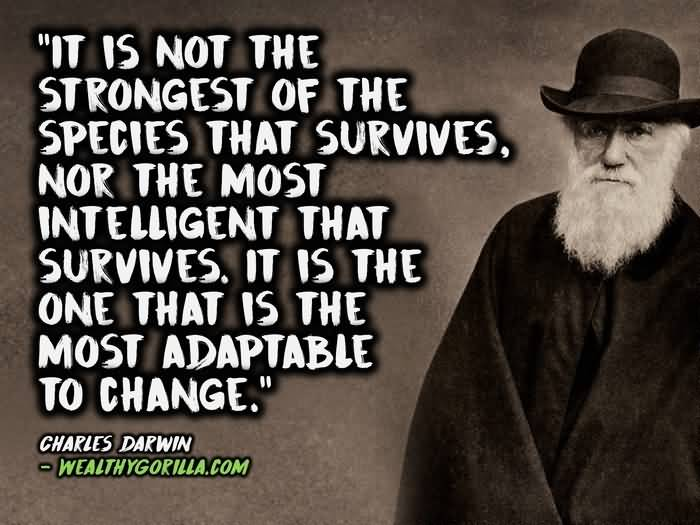 Charles Darwin Quotes Meme Image 18