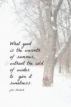 Cute Snow Quotes Meme Image 02