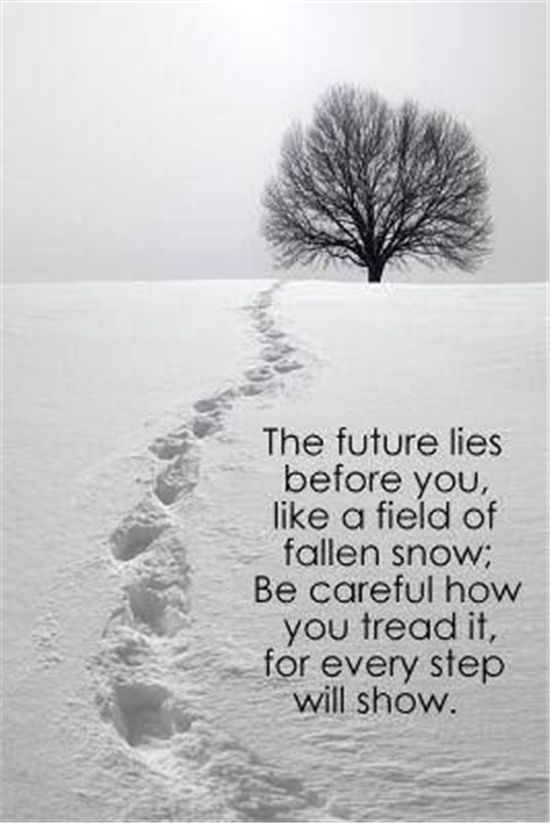 Cute Snow Quotes Meme Image 09