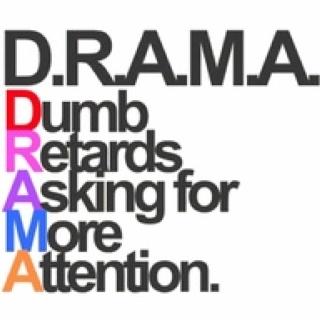 Drama Queen Quotes Funny Meme Image 09