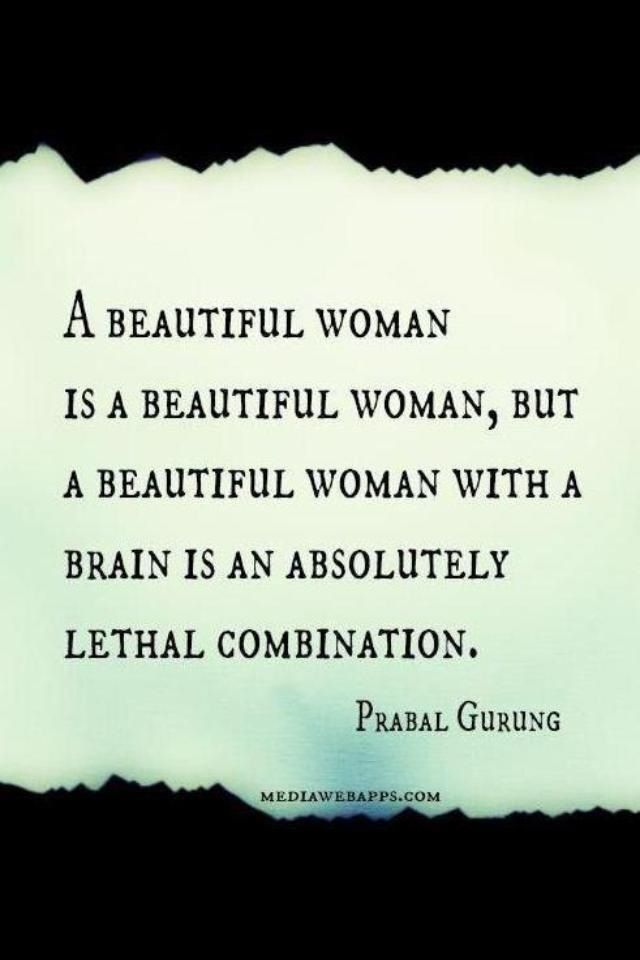 Educated Woman Quotes Meme Image 03
