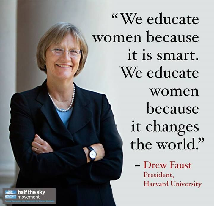 Educated Woman Quotes Meme Image 07 | QuotesBae