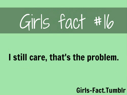Facts About Girls Quotes Meme Image 16