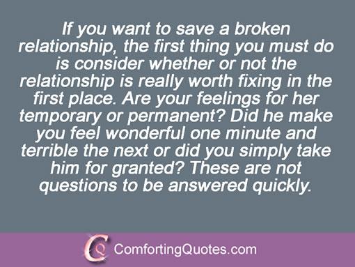 Fixing Relationship Quotes Meme Image 14   QuotesBae
