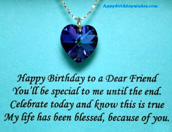 Friend Birthday Quotes Meme Image 07