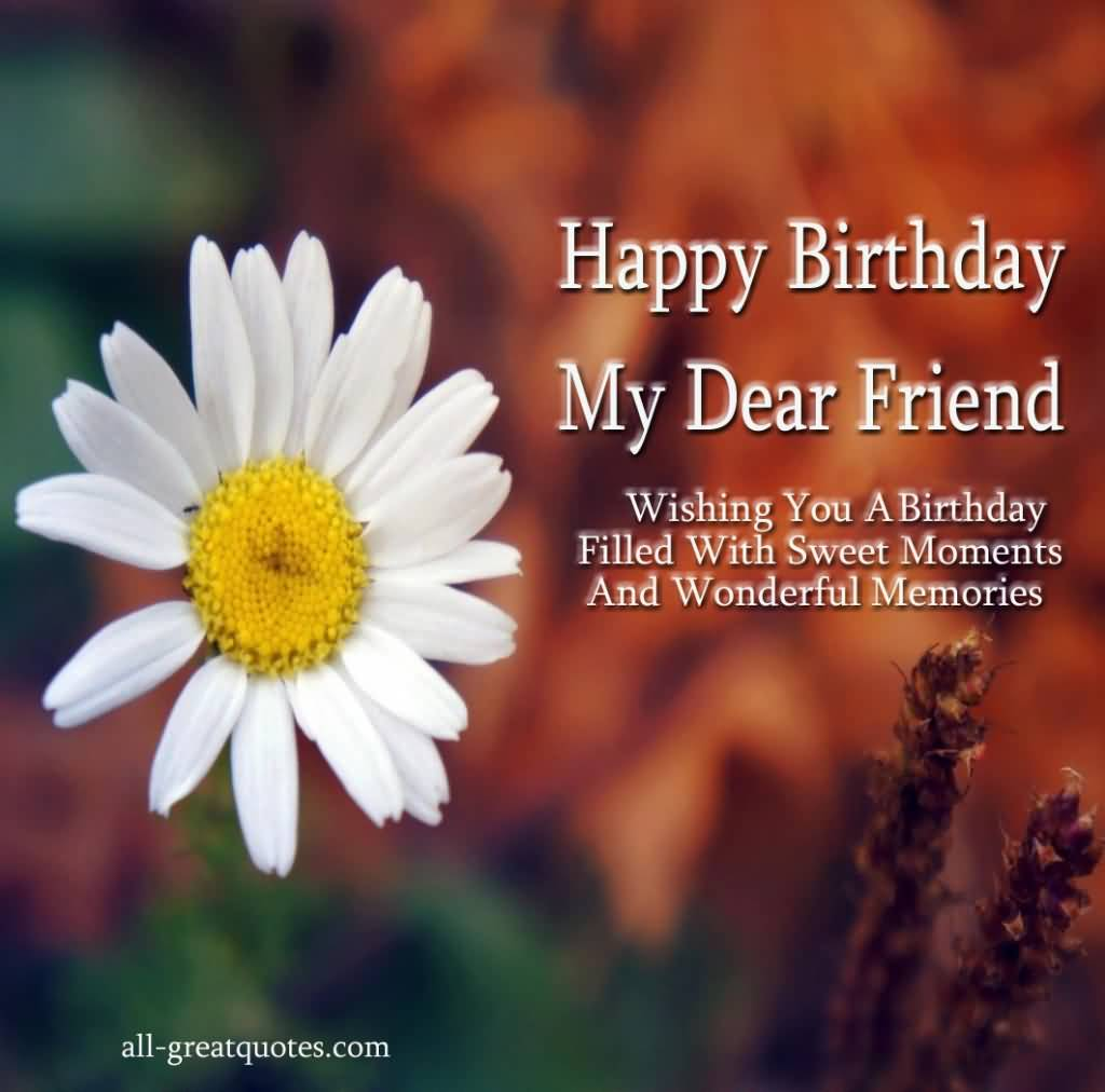 Friend Birthday Quotes Meme Image 19