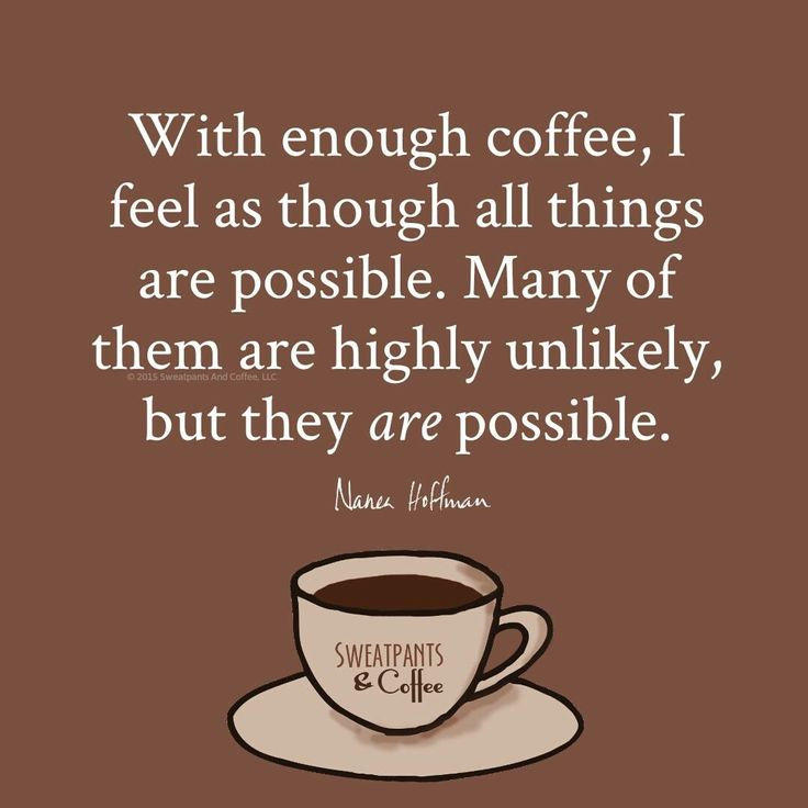 25 Funny Quotes About Coffee And Sayings Quotesbae