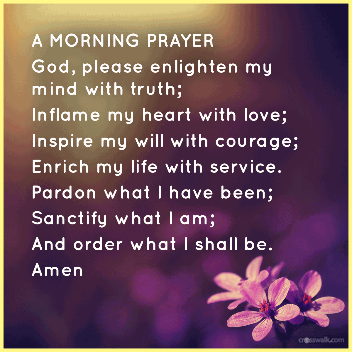 Good Morning Quotes Prayer Meme Image 19