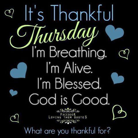 Good Morning Thursday Quotes Meme Image 02
