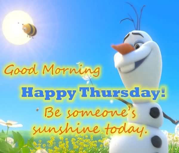 Good Morning Thursday Quotes Meme Image 07
