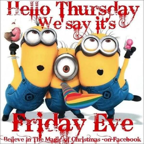 Good Morning Thursday Quotes Meme Image 08