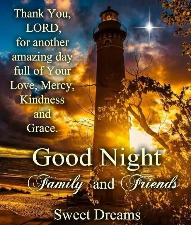 Good Night Prayers Quotes Meme Image 17