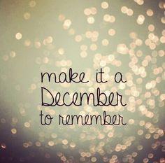 Hello December Quotes Meme Image 01