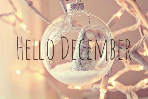 Hello December Quotes Meme Image 02