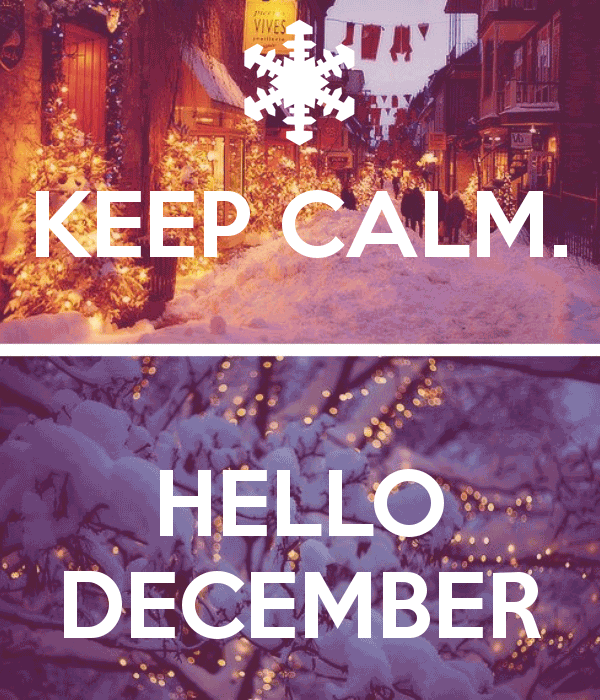 Hello December Quotes Meme Image 20
