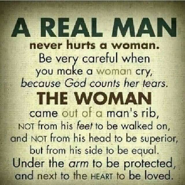 How A Woman Should Treat Her Man Quotes Meme Image 16