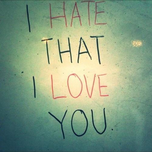 I Hate That I Love You Quotes Quotes Meme Image 14