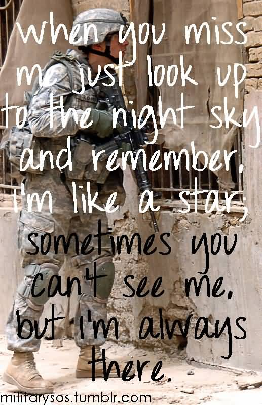 I Love You Military Quotes Meme Image 18