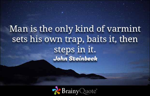John Steinbeck Quotes Meme Image 01